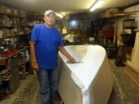 """From Shore to Shore"": Exploring Boat Building on Long Island"