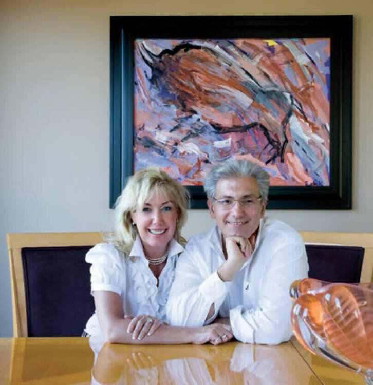 The Art of Collecting: Rick Friedman and Cindy Lou Wakefield