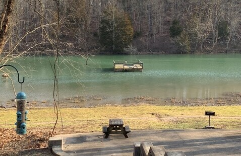 Spring Mill Lake Dec. 2020