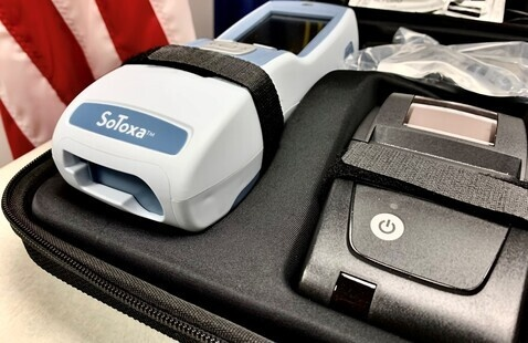 Police agencies using new tool to combat drug-impaired driving