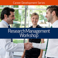 Research Management Workshop