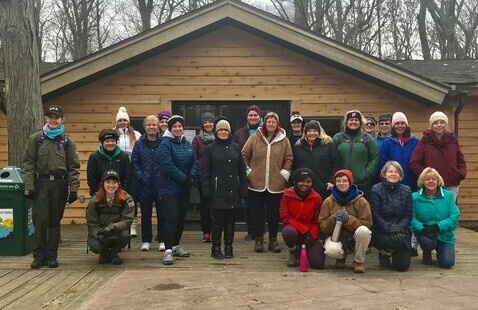 Pokagon Women's Hiking Group