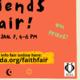 Faith & Friends Fair