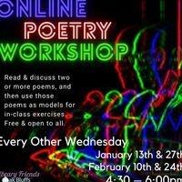 Online Poetry Workshop