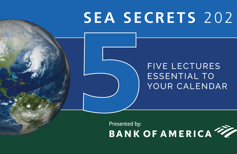 Sea Secrets Lecture Series 2021 with Nikki Traylor-Knowles, Ph.D.