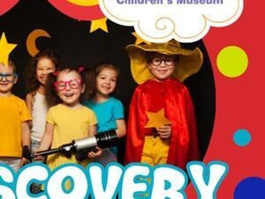 Discovery Stage Series feat. Diane Macklin, Storyteller (Virtual)