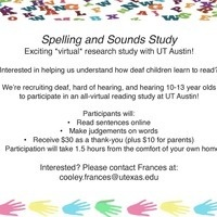 Paid, Remote Study for children ages 10-13