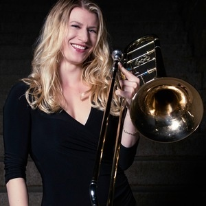 Faculty Artist Series: Brittany Lasch, trombone