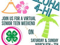 4-H South Carolina Senior Weekend