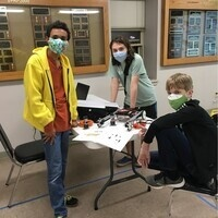 Hamilton County 4-H Robotics Club Meeting