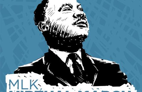 MLK Virtual March
