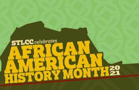 African American History Month 2021 Graphic