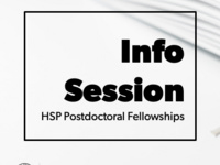 Info Session: Postdoctoral Fellowships, Humanities Scholars Program