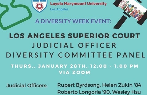 Judicial Officer Diversity Committee Panel