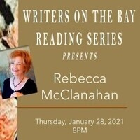Spring Writers on the Bay reading featuring Rebecca McClanahan