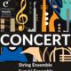 CMS String Ensemble & Suzuki Ensemble Winter Concert