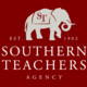 Southern Teachers Virtual Job Fair: February 2021