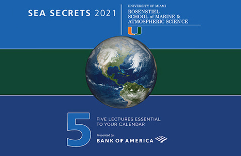 2021 Sea Secrets Lecture Series