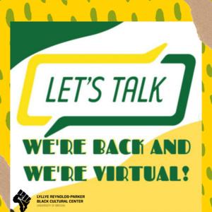 Event: Let's (Tele)Talk: Black Student Support
