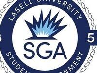 Lasell University SGA Logo