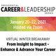 Presidential Career & Leadership Series
