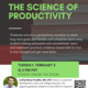 Remy Franklin: The Science of Productivity