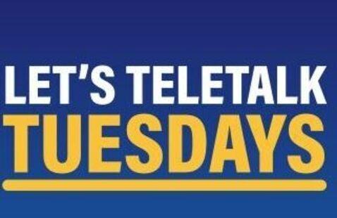 Lets TeleTalk Tuesdays
