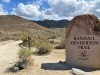 Interpretative Guided Hike, Randall Henderson Trail