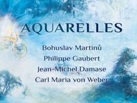 Aquarelles CD Release Online Celebration