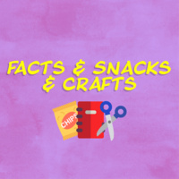 """Facts & Snacks & Crafts Virtual Workshop: Chem 101: The Crochet Edition!"""""""