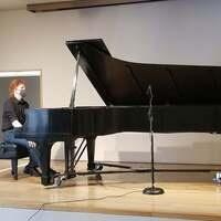 Lunchtime Concert - Virtual W/Pianist James Aissen