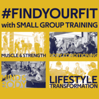 Fitness - Small Group Training Session 4