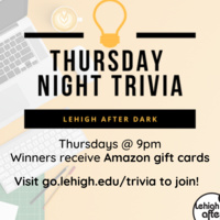 Thursday Night Trivia | Lehigh After Dark