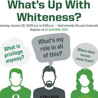 What's Up With Whiteness