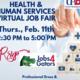 Health & Human Services Virtual Job Fair Feb. 11