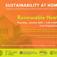 3 Steps to a Green & Cozy Home: Renewable Heat