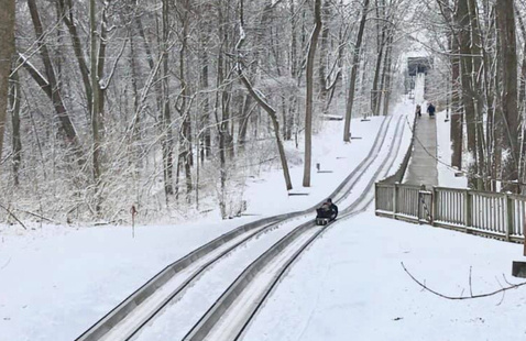 Prepare for long wait times at Pokagon toboggan run