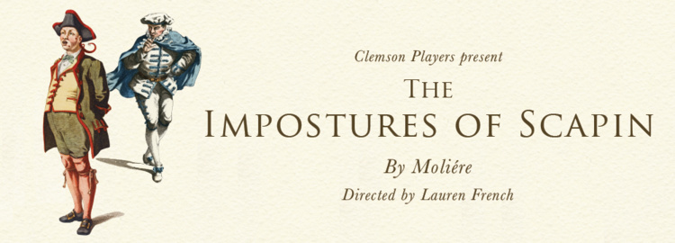 The Impostures of Scapin by Molière