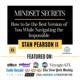 Mindset Secrets: Top Secret Tips to Mindset Mastery