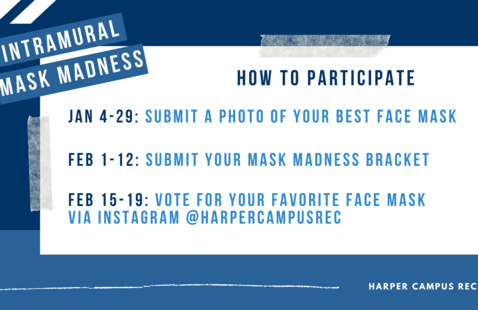 Intramural Mask Madness Photo Submission