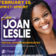 Outspoken: Poetry Night ft. Joan 'Lyric' Leslie