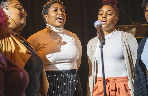 MLK Jr. Celebration Event: Community and the Arts