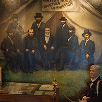National Civil War Chaplains Museum Grand Reopening