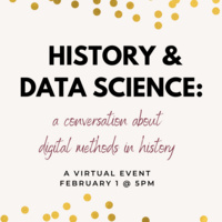 History & Data Science: a conversation about digital methods in history