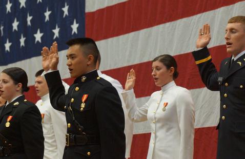 Panel: Naval ROTC