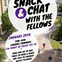 Snack & Chat with Neeley Fellows for Class of 2024 Info
