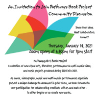 Pathways Book Project Community Discussion