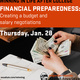 Winning in Life - Financial Preparedness: Creating a Budget and Salary Negotiations