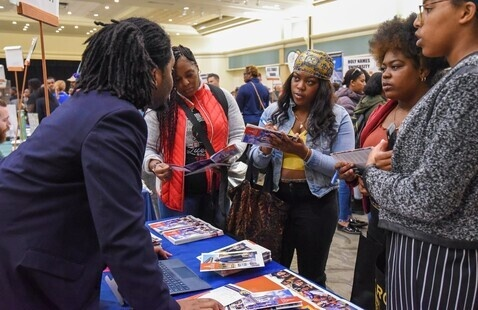 Black College & Transfer Fair