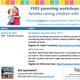 Virtual Parenting Workshop: Parenting in Uncertain Times, Part 1